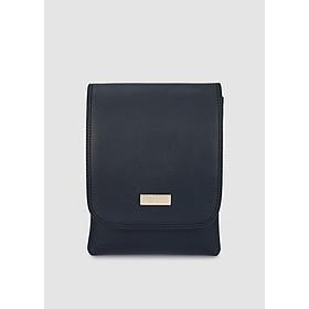 Túi đeo chéo nữ phom đứng nắp gập IDIGO FB2-255-00