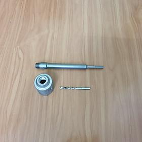 Mũi khoan rút lõi tường chân máy khoan bê tông SSD cho thợ điện và thợ lắp điều hòa (chân trục và mũi khoét 50mm)