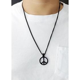 Dây chuyền mặt biểu tượng hòa bình