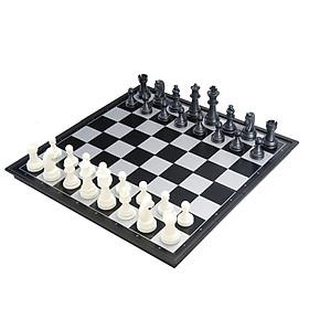 3 In 1 Magnetics Chess Portable International Chess Backgammon Checkers Set Folding Chess Children Gift