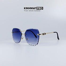 Kính râm kính mát Nữ thời trang chống tia UV chống nắng -Kính mắt Pro