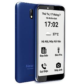 Điện Thoại Smartphone Người Già Masstel X5 Fami - Hàng chính hãng
