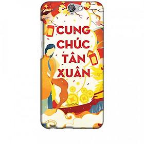 Hình đại diện sản phẩm Ốp lưng dành cho điện thoại HTC A9 Cung Chúc Tân Xuân