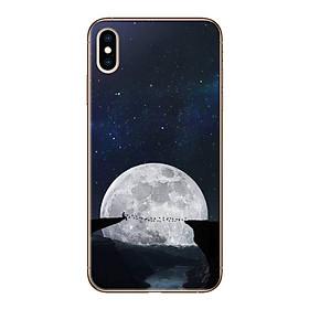 Ốp lưng dành cho iPhone X/XS/XS MAX - Moon