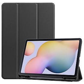 Bao Da Cover Dành Cho Máy Tính Bảng Samsung Galaxy Tab S7 11 Inch  (2020) T870 / T875 Hỗ Trợ Smart Cover
