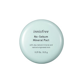 Innisfree Oil Control Mineral Pressed Powder 8.5g