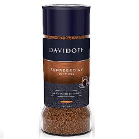 Cà phê hòa tan - Davidoff Café  Espresso 57 - 100g - Có quà tặng kèm