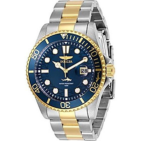 Invicta Men's Pro Diver Quartz Watch with Stainless Steel Strap, Two Tone, 22 (Model: 30021)
