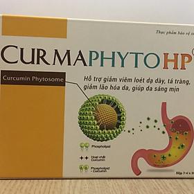 CurmaphytoHP- Giải pháp mới cho người đau dạ dày