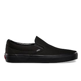 Giày Vans Classic Slip-On All Black - VN000EYEBKA