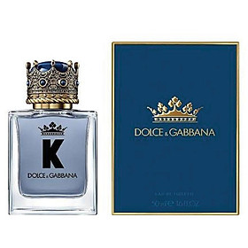 Nước hoa nam Dolce & Gabbana K Eau De Toilette 50ml