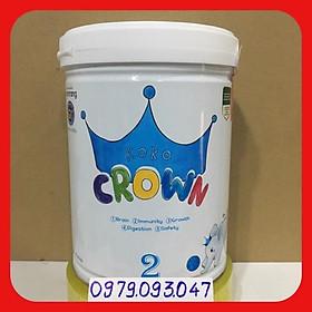 Sữa bột koko Crown 2 – 800g ( nhập khẩu) date: 2/2023