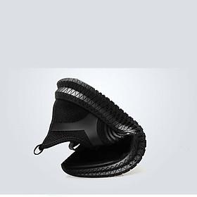 Giày Thể Thao Nam Mẫu Mới BAZAS BZ910B Black-3