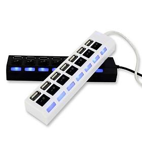 Bộ chia USB 7 cổng có công tắc
