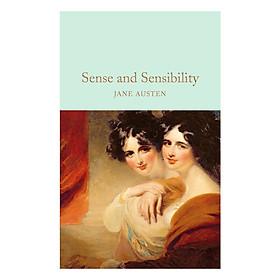 Sách tiếng Anh - Macmillan Collector's Library: Sense and Sensibility