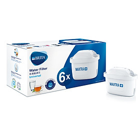 Hộp 6 Lõi  Lọc Nước BRITA Maxtra Plus Filter Cartridge