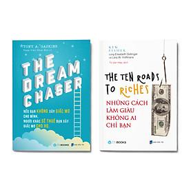 Combo 2 cuốn: The Dream Chaser + Những Cách Làm Giàu Không Ai Chỉ Bạn