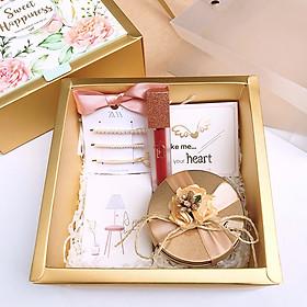 Quà LuvGift Sweet Things - Luv78 quà tặng bạn gái ngày lễ 8/3, 20/10, Lễ tình nhân 14/2