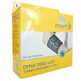 Đai Cẳng Tay Cao Cấp | Dây đai cẳng tay cho tennis, cầu lông, bóng bàn Dyna Infolife Xtra-5