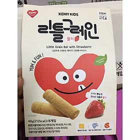 Bánh ngũ cốc Hàn Quốc cho bé ăn dặm từ 7 tháng