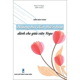 Diễn đàn yoga: Những bài dẫn thiền hay dành cho giáo viên yoga