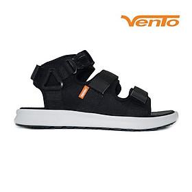 Sandal Vento Nam Nữ SD-NB03 Đen Ghi