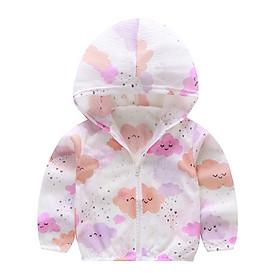 Áo chống nắng em bé bảo vệ con yêu tránh khỏi những tia sáng độc hại CN12
