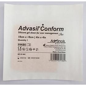 Miếng dán Silicone ngăn ngừa và điều trị sẹo lồi - Advasil Conform