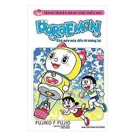 Doraemon - Chú Mèo Máy Đến Từ Tương Lai Tập 40 (Tái Bản 2019)