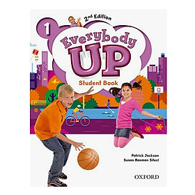 Everybody Up (2E) 1 Student Book