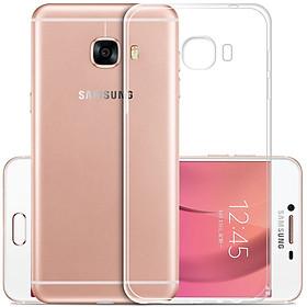 Hình đại diện sản phẩm Ốp Silicone Trong Suốt KOOLIFE Cho Samsung Galaxy C9 Pro (C9000)