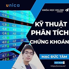 Khóa học KINH DOANH - Phân tích kỹ thuật và chỉ báo thông dụng nhất trong đầu tư chứng khoán