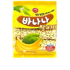 Bánh Gạo Cốm Mammos Hương Vị Chuối 70g
