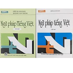COMBO Ngữ Pháp Tiếng Việt Tập 1 - 2