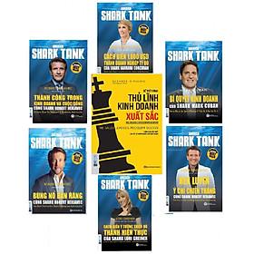 Combo Trọn Bộ 6 Cuốn America Shark Tank (Tặng kèm bút chì Kingbooks)