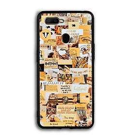 Ốp lưng Harry Potter cho điện thoại Oppo A5s - Viền TPU dẻo - 02112 7788 HP04 - Hàng Chính Hãng