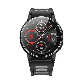 Đồng hồ cảm ứng thông minh SENBONO S20 1,3 Inch với màn hình cảm ứng BT5.0 IP68 chống nước và dụng lượng pin 350mAh kèm đo nhịp tim/ huyết áp