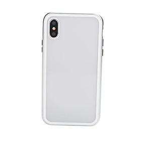 �p Lưng Hợp Kim Từ Tính Mặt Kính Cư�ng Lực Chống Bụi Và Va �ập Cho iPhone X