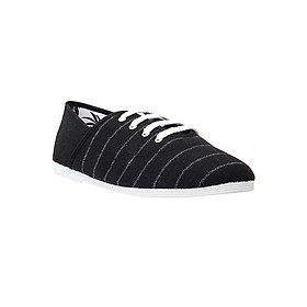 Giày Lười Flossy Unisex Cameros Black - Đen