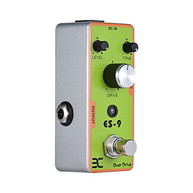 Phơ Cục Overdrive Guitar Điện ENO EX TC-17 ES-9 True Bypass