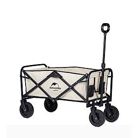 Xe đẩy xếp gọn xe chở đồ dã ngoại cắm trại Naturehike NH19PJ001