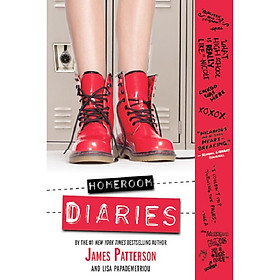 Homeroom Diaries - James Patterson (Paperback)