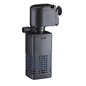 Máy lọc bể cá RS-1000F, máy lọc chìm gắn thành bể 1 bầu lọc vuông (15W 650L/H)
