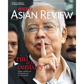 [Download Sách] Nikkei Asian Review: Trial of the Century - 06.19