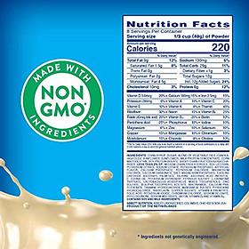 Sữa bột Pediasure Grow and Gain Chocolate Shake Mix 400g nhập Mỹ - Mẫu mới-1