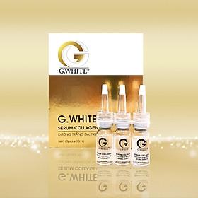 Tinh chất vàng 24K, tái tạo da GWHITE