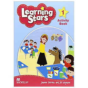 Learning Stars: Activity Book Level 1