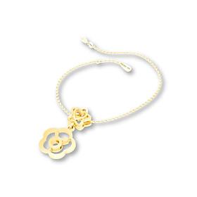 Mặt charm cung hoàng đạo Kim Ngưu vàng 14K DOJI 0120P-LAL354-YG (không bao gồm dây)