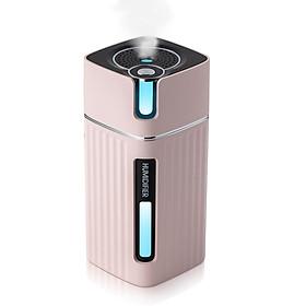300mL Car Mist Humidifier Diffuser Portable Colorful Night Light Quiet Humidifier Essential Oil Diffuser Cool Desktop