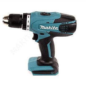Máy khoan và vặn vít dùng pin(18v) Makita DF457DZ(không kèm Pin sạc)